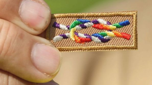 Gay Scouts' /