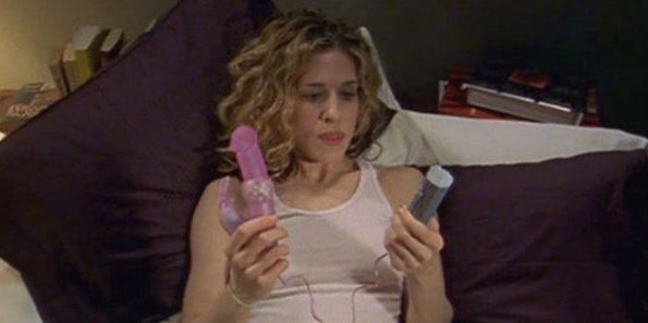 Carrie Bradshaw sex and the city virbators' /